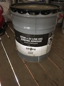 EPDM Rubber Roofing Adhesive