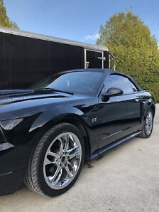 OFFICIAL SAUBLE SPEEDWAY PACE CAR CONVERTIBLE MUSTANG GT