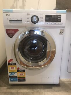lg washer dryer combo almost brand new