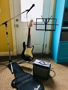 Guitar and rock star kit in Mint Condition