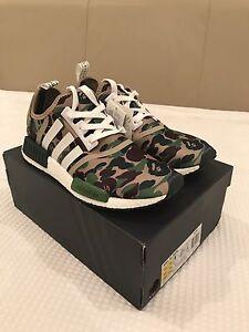 Adidas x Bape NMD Size 10 Adelaide CBD Adelaide City Preview