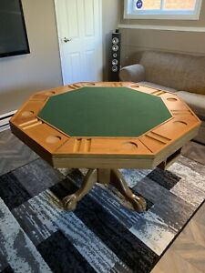 Poker table/games table