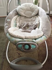 Ingenuity baby bouncer chair