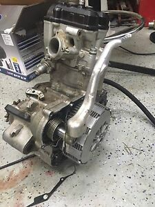 Yz 450 parts engine