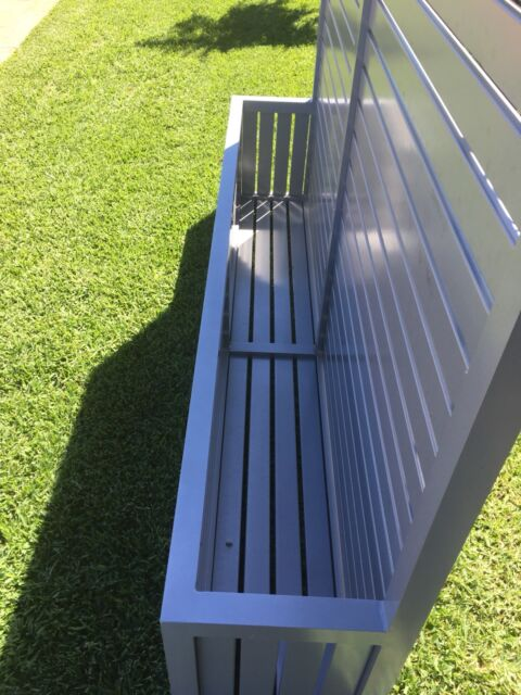 Unique Privacy Screen Planter Box All In One Other Home Garden