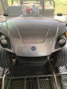 2009 yamaha gas golf cart