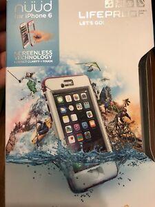 Etui LIFEPROOF nuud pour iPhone 6
