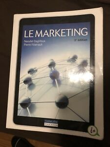 Le Marketing - Pierre Filiatrault, Naoufel Daghfous