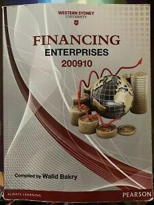 Financing Enterprises 200910