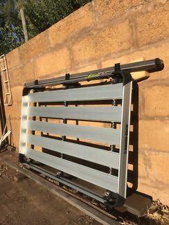 Extra Heavy Duty Rhino Roof rack and awning Forrestfield Kalamunda Area Preview
