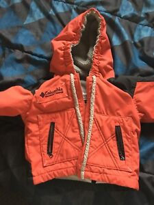 Red Columbia Jacket