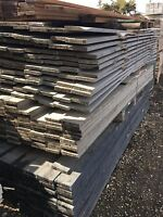Clearance Priced Pre-stained Fence Packages