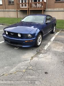 2008 Ford Mustang GT California Special edition