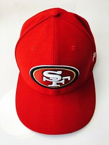 New Era San Francisco 49ers Hat 59fifty - Like New