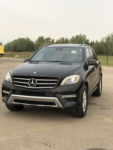 2012 MERCEDES-BENZ ML350BLUETEC