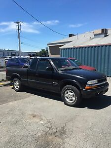 2001 4WD S-10