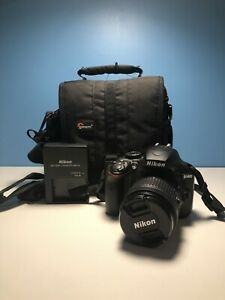 Nikon D3400 Good Condition with case