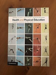 Health and Physical Education Text Book Tanah Merah Logan Area Preview