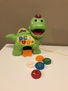 Baby learning dragon toy