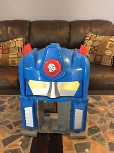 Rescue Bots Fire House