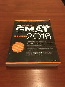 GMAT 2016 - Verbal, Quant & Official Guide