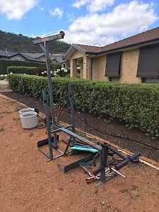 Multi station weights station. Jerrabomberra Queanbeyan Area Preview