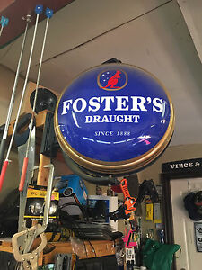 Fosters Bar Sign