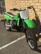 Kawasaki KX250 1985 Maddington Gosnells Area Preview