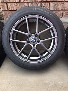 BMW winter wheel package