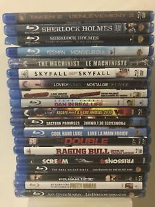 Blu Ray Movies $5 each or $60 for all