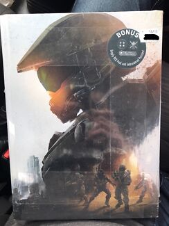 Halo 5 Guardians Collector's Edition Strategy Guide Narre Warren Casey Area Preview