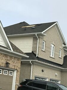 Missing A shingle???Repair And Replace Please Call 416-988-0806