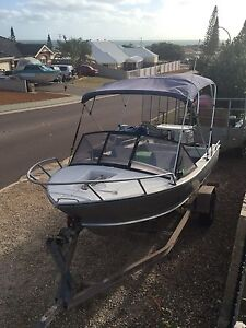 Seahunter runabout 4.65 Geraldton Geraldton City Preview