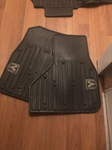 Dodge Ram winter weather  tech mats
