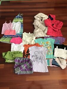 Lot of girls clothes. YL size 10