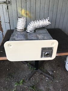 Hydroflame forced air furnace 8525-||