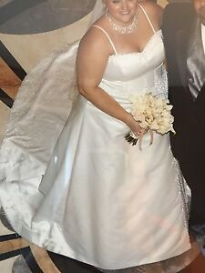 Wedding Dress- Plus Size