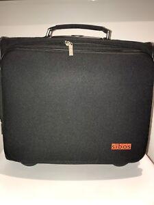 Targus Rolling Laptop Case 16-Inch, Black
