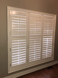 CALIFORNIA SHUTTERS (SOLID WOOD) $175