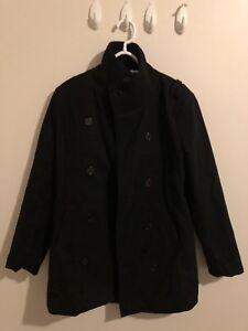 Men's coat $20 size M