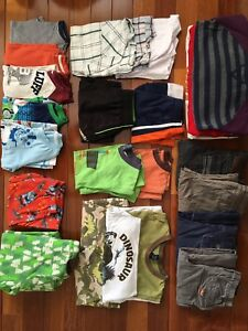 Boys size 4-5 clothes - 23 items $20