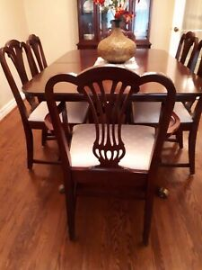 Duncan Phyfe Antique Dining Set