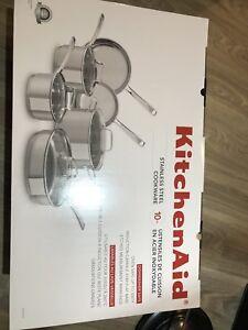 Kitchenaid 10 Piece Cook Set