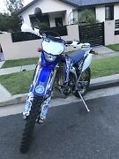 YAMAHA WR450 2007 Clean/long rego Bass Hill Bankstown Area Preview