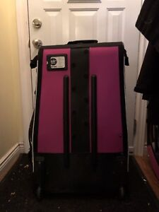 Pink Grit Tower Hockey Bag