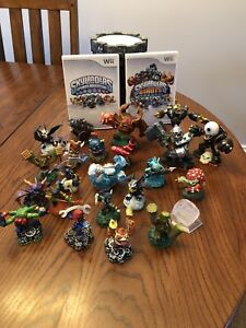 Skylanders Spyro's Adventure AND Skylander Giants for Wii