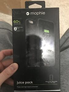 iPhone 6/6s plus battery phone case