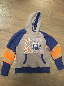 Oilers sweater