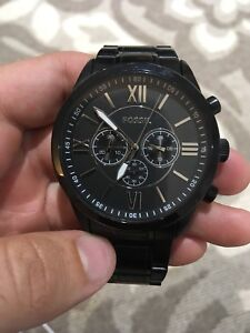 Fossil Watch $120 OBO