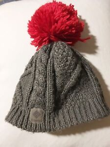 Columbia warm hat for kids 2-5 years old